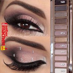 "Naked3 Palette Look   Naked3 Palette Look Pinner biancaraehse | Naked3 Palette Look Quelle Bianca Raehse Bildgröße 736 x 736 Boardname augen schminken Ansichten 4"", ""pinner"": {""username"": ""beautytipsundtrickss"", ""first_name"": ""Beauty Tips und Tricks"", ""domain_url"": ""beautytipsundtricks.cf"",.."