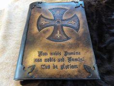Knights Templar:  #Knights #Templar Holy Book.