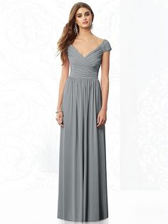 After Six Bridesmaids Style 6697 http://www.dessy.com/dresses/bridesmaid/6697/?colorid=1202#.UsGtH9JDuSo