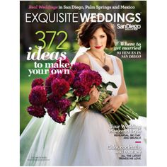 Exquisite Weddings Magazine cover shoot. #hair #wedding #downdo  #organic #bride #hairyagosd #bridalhair #sandiego
