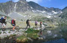 High Tatras - Lovely Mountains of Slocakai - Private Tour High Tatras, Hiking Tours, Travel Ideas, Kayaking, My Dream, Mount Everest, Adventure, Mountains, Sweet