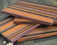 Earth Core Hardwood Cutting Board by Pith Studios