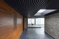 Modern Corridor Wall Decals