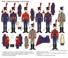 80. Reitende Garde-Artillerie - Empire Histofig - Le site de jeu d'histoire
