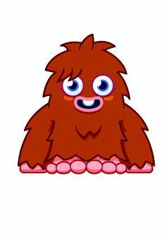 Furi Moshi Monster