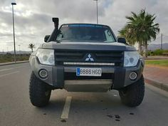 Pajero Full, Mitsubishi Pajero, Cars And Motorcycles, Offroad, Garage, Trucks, Adventure, Vehicles, Off Road Racing