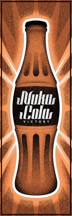 Nuka Cola Victory by ron-guyatt