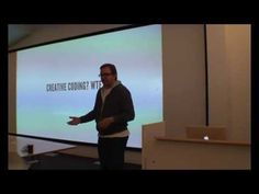 Creative Coding in C++ -- Chris Riebschlager -- Show-Me Tech Programming Tools, Programming Languages, Battle Royale, Cinder, Creative, Youtube, Tech, Coding, Youtubers