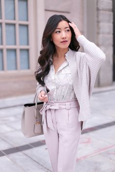 spring business casual work wear outfits