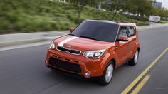 Background In High Quality - kia soul