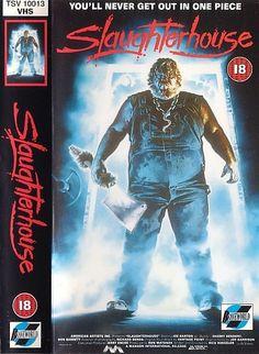 Slaughterhouse (1987) Horror
