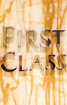 Billionaire Club / karen cox. The Glamorous Life.  First Class.  Yep!  http://www.womenswatchhouse.com/