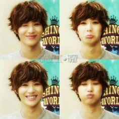 Love Taemin.  Just love him.