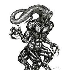 lovecraft nyarlathotep - Google Search | D&D - Elder Gods ...