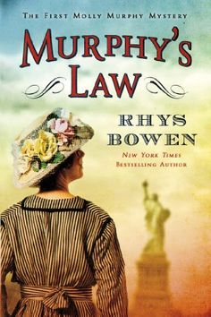 Murphy's Law (Molly Murphy) by Rhys Bowen, http://www.amazon.com/dp/1250014085/ref=cm_sw_r_pi_dp_WRJnrb14YZZ4H