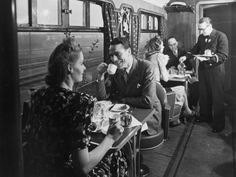 Vintage photos that show how glamorous train travel used to be - Insider