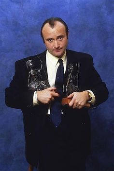 Photo of Phil Collins for fans of Phil Collins 31529543 Mike Rutherford, Peter Gabriel, Phil Collins, Rock Bands, The Beatles, Famous People, Literature, Cinema, Singer