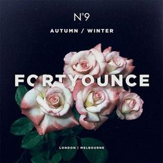 Forty Ounce - Nü Romantic Collection 201 / Samüel Johnson