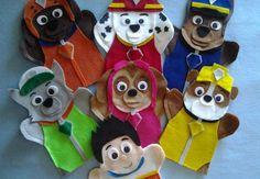 30 ideias para organizar uma festa da Patrulha Canina!