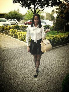 A rapariga do tutu de diamantes ♥: Segunda ás Bolinhas Brancas ♥