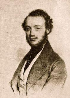 Henri Vieuxtemps, Belgian composer and violinist