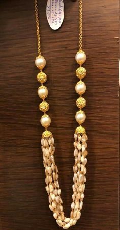 42 super Ideas for jewerly necklace pearl free pattern Gold Necklace Simple, Gold Jewelry Simple, Gold Choker Necklace, Coral Jewelry, Gemstone Necklace, Pearl Necklaces, Pendant Earrings, Necklace Set, Diamond Jewelry