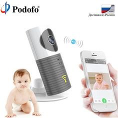 Podofo Wireless 720P Baby Monitor Intelligent Alerts Nightvision Intercom Support IOS Android Video Babyfoon Security IP Camera  Price: $ 53.99 & FREE Shipping   #rc #security #toys #bargain #coolstuff #headphones #bluetooth #gifts #xmas #happybirthday #fun