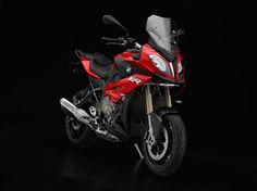 BMW releases the S 1000 XR sport-tourer, aimed directly at taking down the Ducati Multistrada. Motos Bmw, Bmw Motorbikes, Scooters, S1000r, Ducati Multistrada, Motorbike Design, Roadster, Bmw S, Sports Models