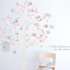 iswas  Wall Sticker - Tree