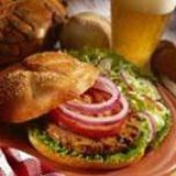 All-American Turkey Burgers - JC