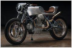 1975 Moto Guzzi 850T by Revival Cycles :: rumbling-mumblr