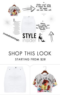 """""""style"""" by georgiwalker ❤ liked on Polyvore featuring Stuart Weitzman"""