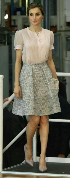 Café Design | Star Style- Queen Letizia of Spain