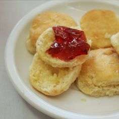 The Carriage House Biscuit Recipe!