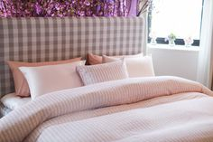 Together with Nina Garcia we presented the beautiful bedding Collection by Lars Nilsson for the first time in the US. Turn your inspiring bedroom into Haute Couture Haute Couture Designers, Bedding Collections, Comforters, Sleeping Beauty, Diy Ideas, This Is Us, Blanket, Future, Bedroom