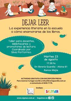 La experiencia literaria en la escuela | LITERARIAS | Por Gabriela Mariel Arias
