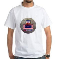 Army - Patriotic Military Service of the Day http://www.cafepress.com/americanflagmilitary www.Myownamericanflag.us