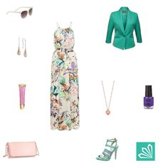 Evening Outfit: Club Tropicana. Mehr zum Outfit unter: http://www.3compliments.de/outfit-2015-07-15