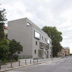 Linienstr. 23 by  BCO Architekten