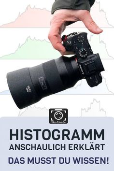 Was ist ein Histogramm? Alles was Du übers Histogramm wissen musst! What is a histogram? Everything you need to know about the histogram clearly explained. Learn the basics of photography and take strong photos. Now for the article! Dslr Photography Tips, Types Of Photography, Photography Lessons, Photography Courses, Photoshop Photography, Professional Photography, Photography Tutorials, Vintage Photography, Histogram Photography