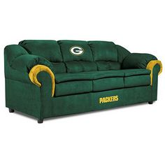 Packers couch
