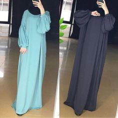 Niqab Fashion, Modest Fashion Hijab, African Fashion Dresses, Fashion Outfits, Mode Abaya, Mode Hijab, Muslim Women Fashion, Abaya Designs, Stylish Dresses For Girls