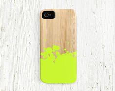 nice træ cover til Iphone