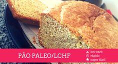 Receita lowcarb: pãozinho de amêndoas (Paleo)