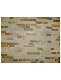 Marbleandthings is a leading US importer and wholesaler of Travertine Mix Brick Split FaceTumbled Mesh Mounted Mosaic Tile.