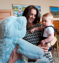 Inside Prince George's Adorable Royal Playdate - Royal Baby Pictures - ELLE