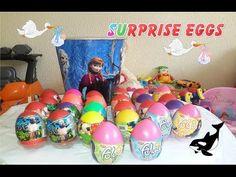 Surprise Egg Opening Kinder surprise eggs opening SURPRISE EGGS  #kindertoy #Disney #Surpriseegg #mickeymouse #toysstory #hellokitty #spongebob #disney #youtube #Playmobil #PeppaPig #disneypixar #toystory #youtube #surprisetoys #mashems #thomasandfriends #surpriseeggs #playdoh #playdough