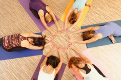yoga entspannun gruppen übungen