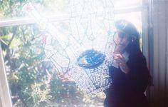 Amanda Charchian swarvoski crystal
