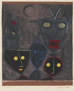 Paul Klee - Demonic Puppets